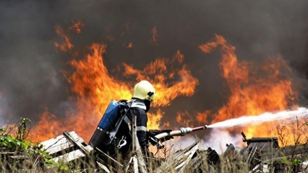 Самотните пожарникари