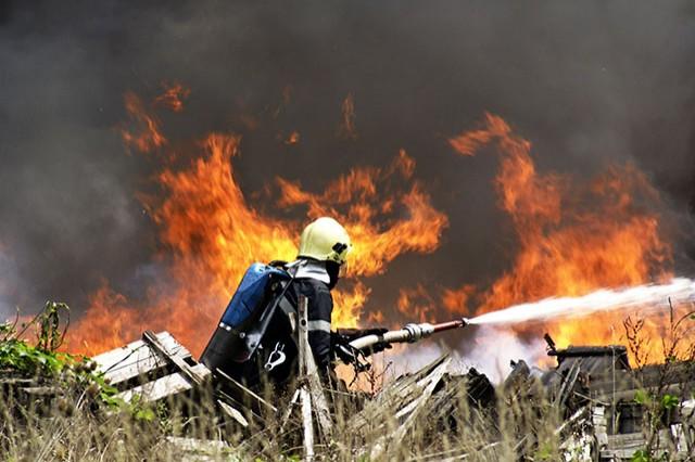 firefighter Silva