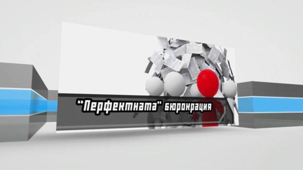 """""""Перфектната"""" бюрокрация (видео)"""