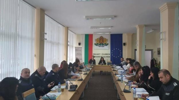 Втори уъркошоп за изготвяне на мониторингова система на публични политики и практики по темата за домашно насилие